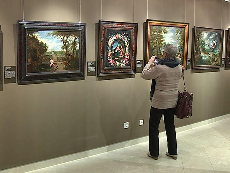 В художественном музее выставили подлинные картины семьи Брейгель
