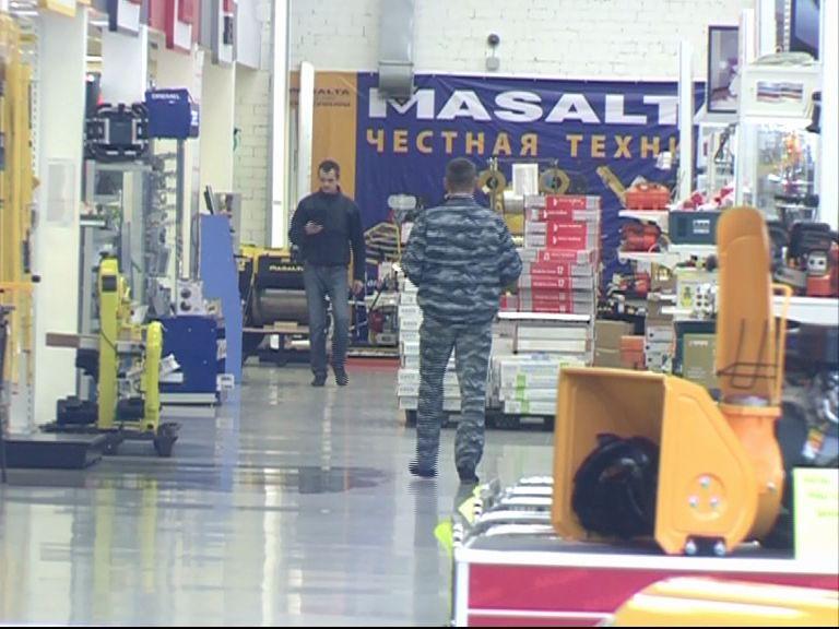 В офисах крупной компании по продаже инструмента прошли обыски