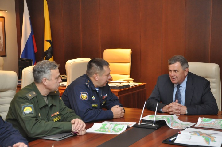 Под Ярославлем может разместиться парашютно-десантный полк