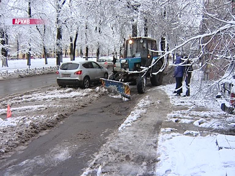 Стал известен подрядчик, который будет отвечать за уборку Ярославля в первом полугодии 2015 года