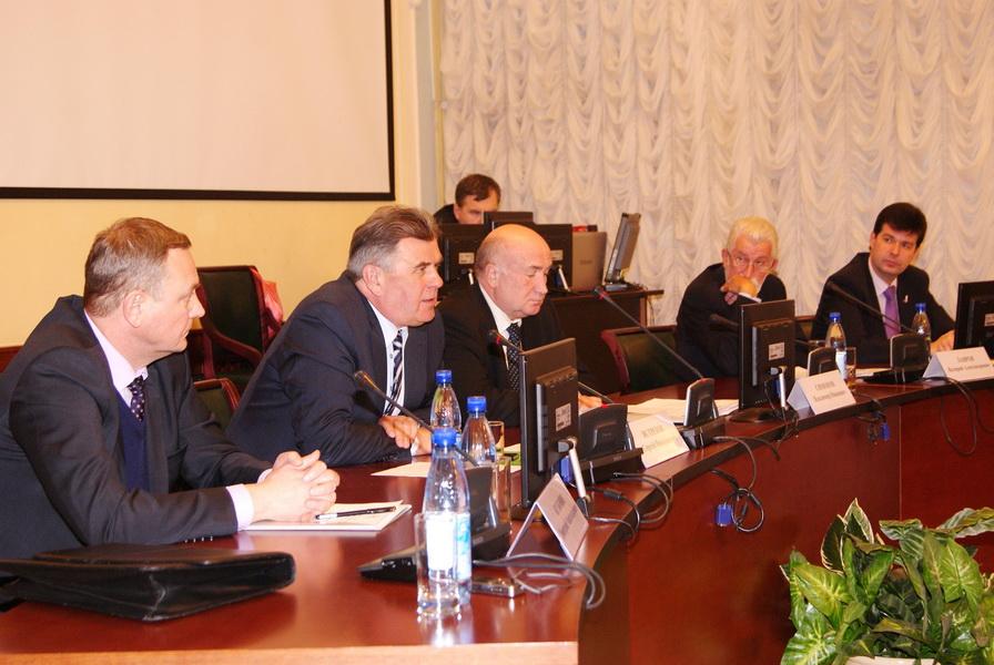 Президент Ярославской торгово-промышленной палаты покинул свой пост