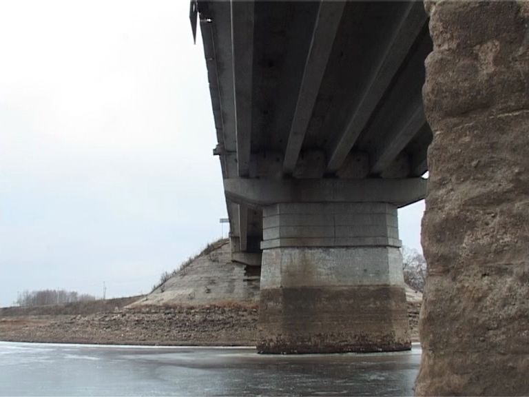 В Пошехонье озаботились ремонтом мостов