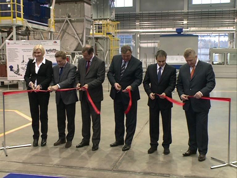 В Рыбинске на «Газовых Турбинах» открылся уникального для России испытательный стенд