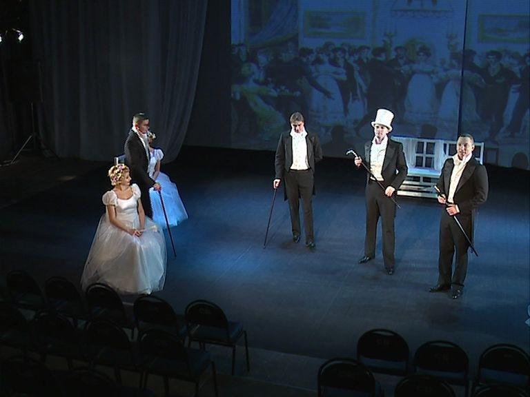 Театр Юного Зрителя продолжает цикл премьер по произведениям русских классиков