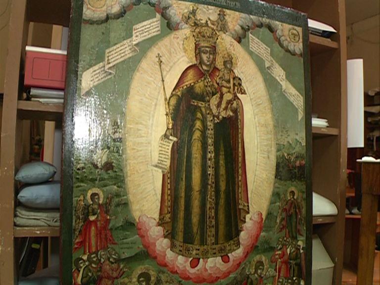 В Ярославском музее-заповеднике отреставрировали уникальную икону