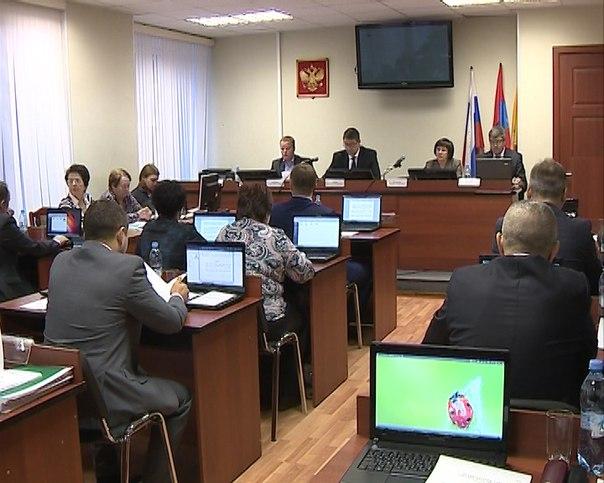 Депутаты в Рыбинске единогласно поддержали решение ввести в городе должность главы администрации