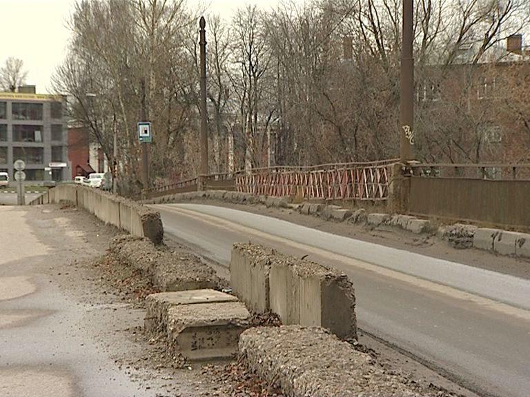 Прокуратура обязала мэрию отремонтировать мост через Которосль