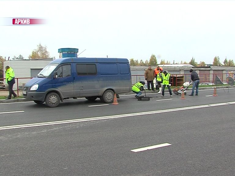 Дорогу на улице Сахарова построили с нарушениями ГОСТа