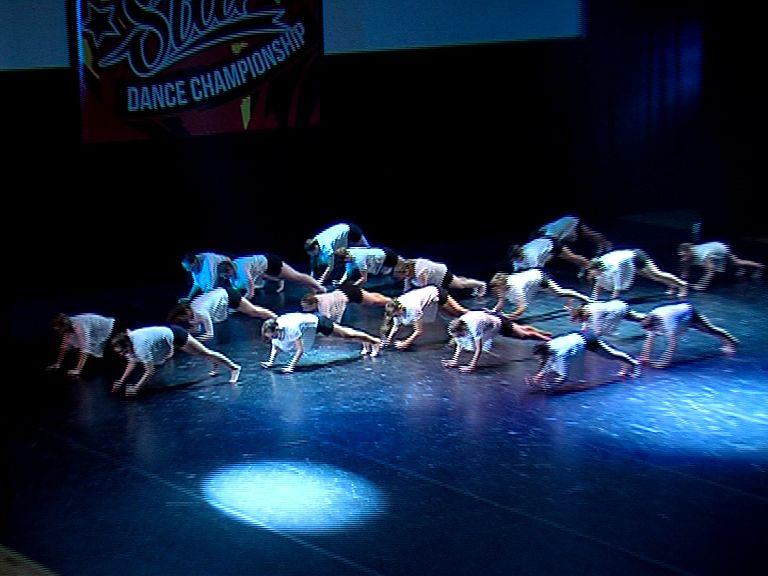 В Ярославле прошел ежегодный чемпионат города по уличному танцу