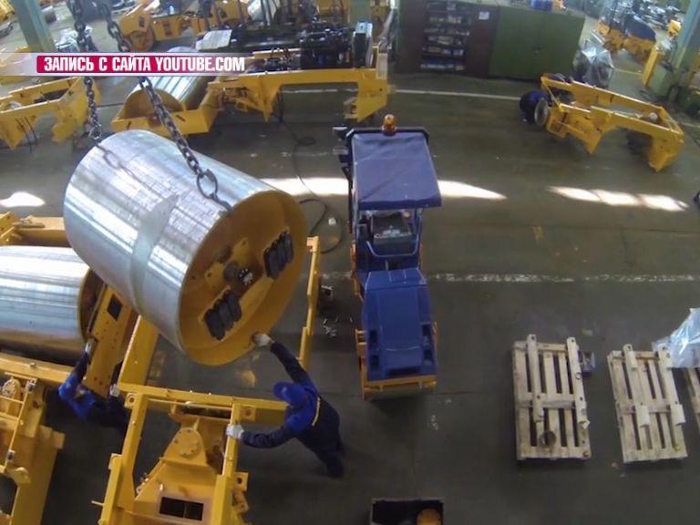 В Рыбинске арестовали имущество предприятия «Раскат»