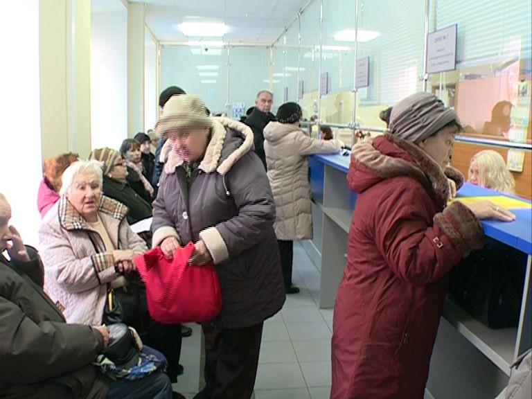 Ярославцы выстраиваются в огромные очереди, чтобы зарегистрировать счетчики на газ