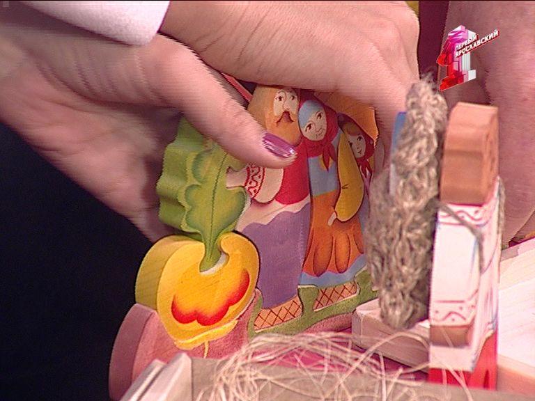 Деревянные игрушки:и экологично, и с душой