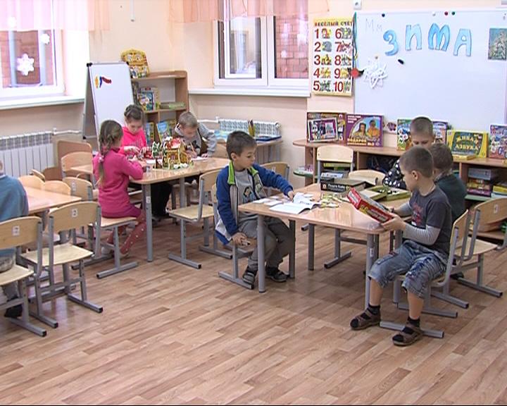 В Красных Ткачах открылся детский сад