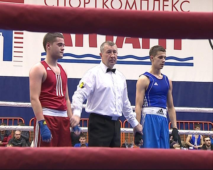 В Ярославле стартовал всероссийский турнир по боксу