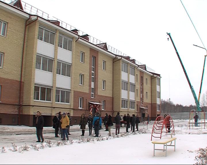 В Ярославской области сдано жилья в два раза больше, чем в прошлом году