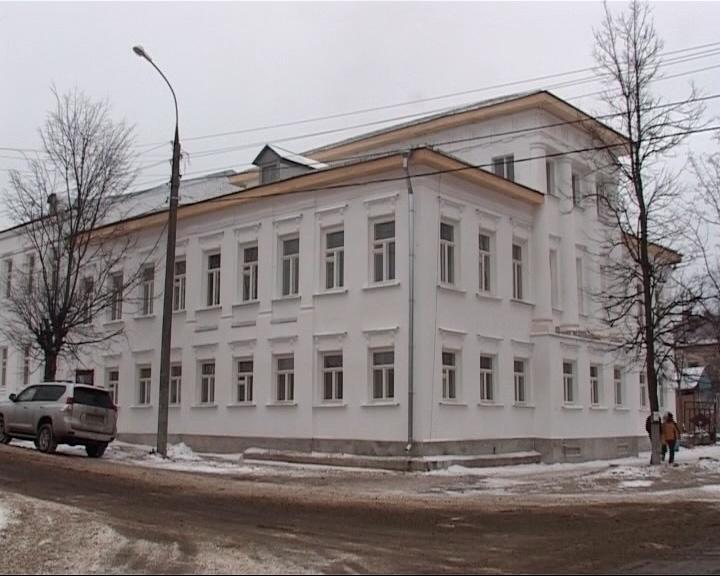 В Даниловской школе искусств завершаются ремонтные работы