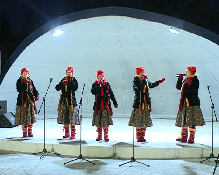 В Вятском прошел туристический фестиваль, посвященный Николаю Некрасову