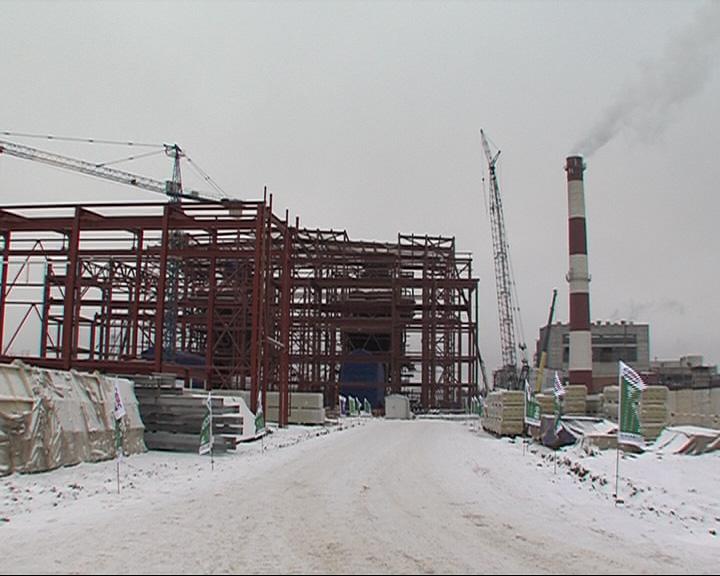 В Ярославле завершается строительство «Хуадянь-Тенинская ТЭЦ»