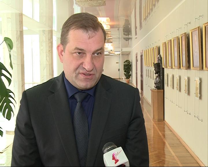 Начальник управления по противодействию коррупции Роман Четвериков отстранен от занимаемой должности
