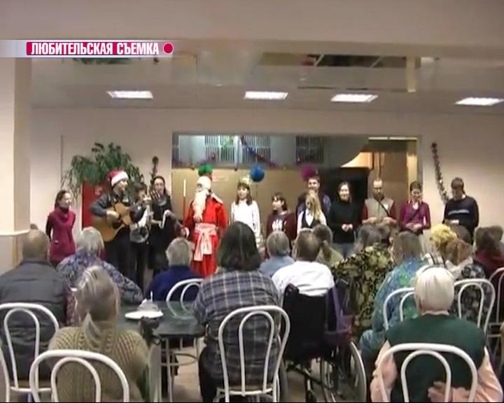 В Ярославле начинают сбор подарков для одиноких бабушек и дедушек