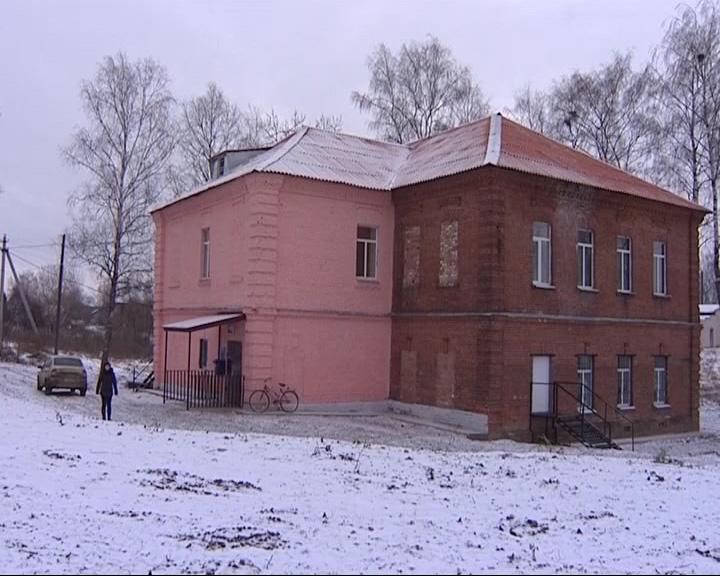 В селе Рождествено Мышкинского района готовится к открытию многофункциональный комплекс
