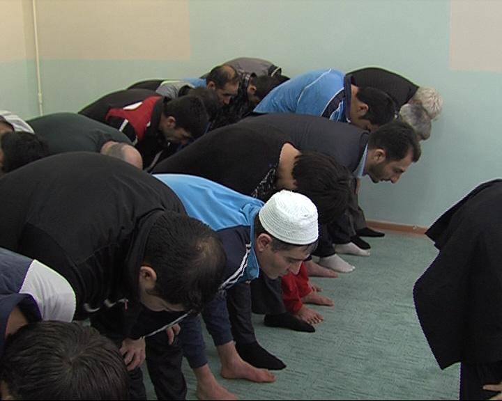 Центр временного содержания иностранных граждан обрел святое место