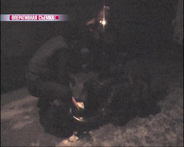В Ленинском районе из окна выпала девушка