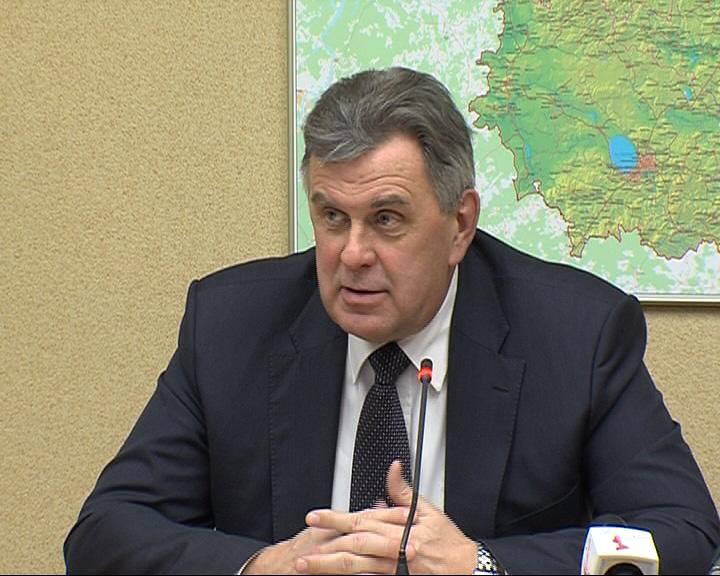Сергей Ястребов озвучил основные пути реализации указов президента