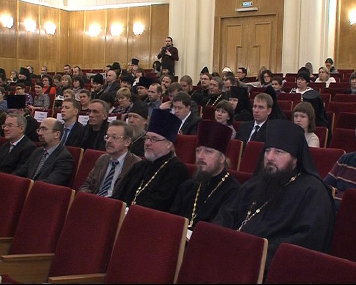 Региональные Рождественские образовательные чтения прошли в Ярославле