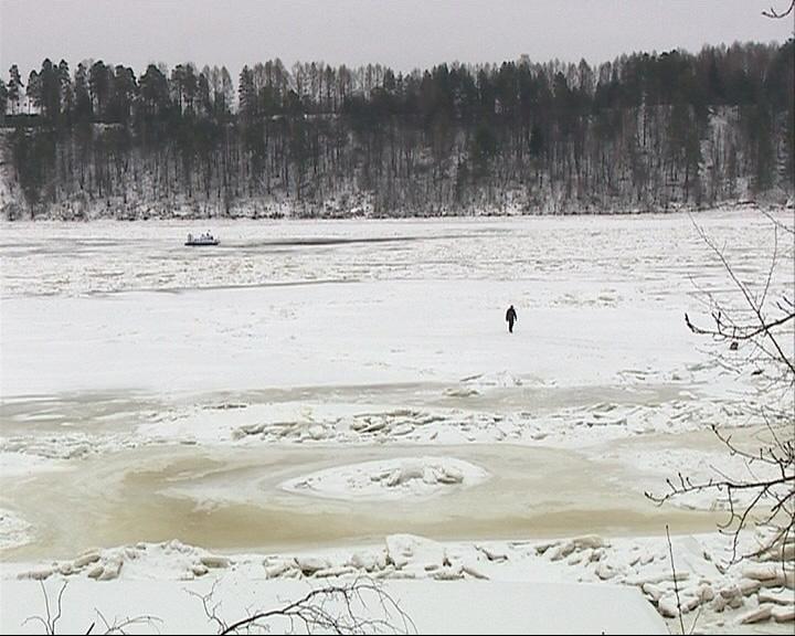 На Рыбинской водохранилище полицейские поймали браконьеров