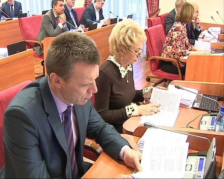 Бюджет Ярославской области на следующий год окончательно принят