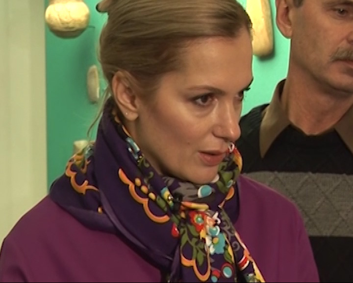 Актриса Мария Порошина провела экскурсию по Ростовскому кремлю