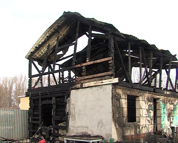 Пятеро человек в Ярославле буквально за час остались без крова