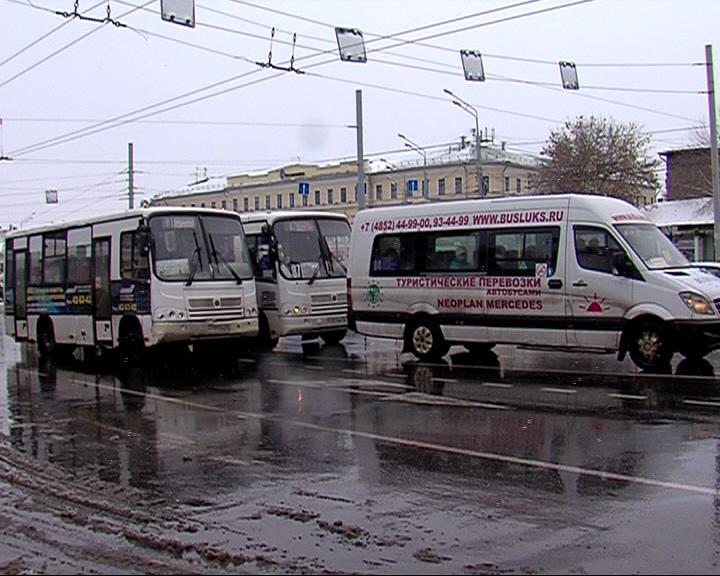 В Ярославле поменяется расписание маршрутки №93
