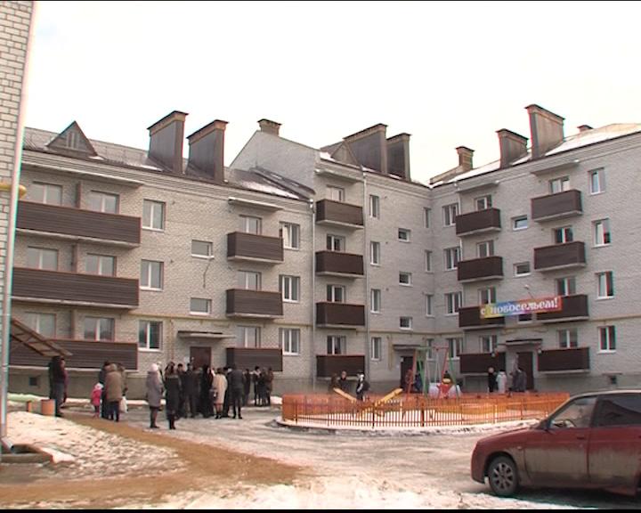 В Угличе 16 семей получили благоустроенные квартиры по программе переселения из ветхого и аварийного жилья