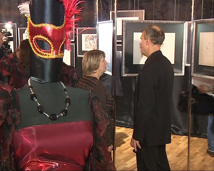 В Рыбинском музее-заповеднике прошла презентация выставки «Пабло Пикассо. Искушение»