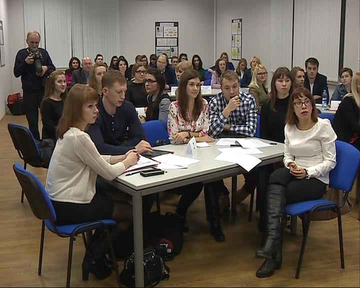 Работу молодежи в органах власти обсудили на круглом столе