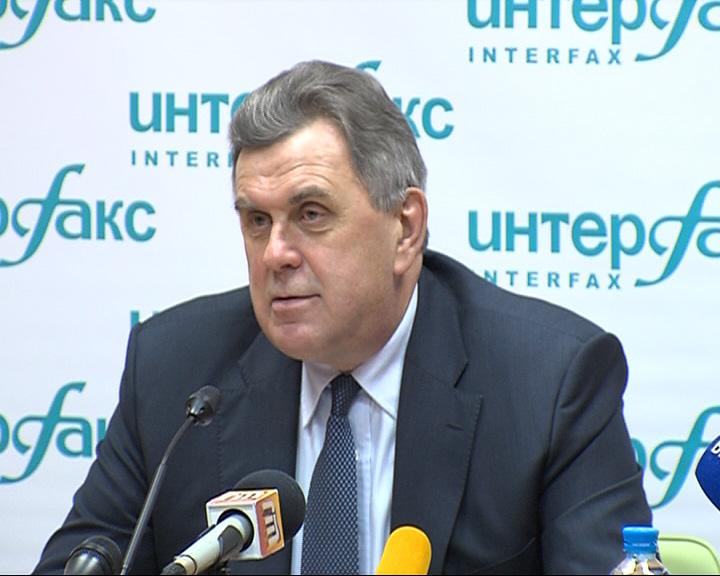 Сергей Ястребов на пресс-конференции с региональными СМИ подвел итоги уходящего года