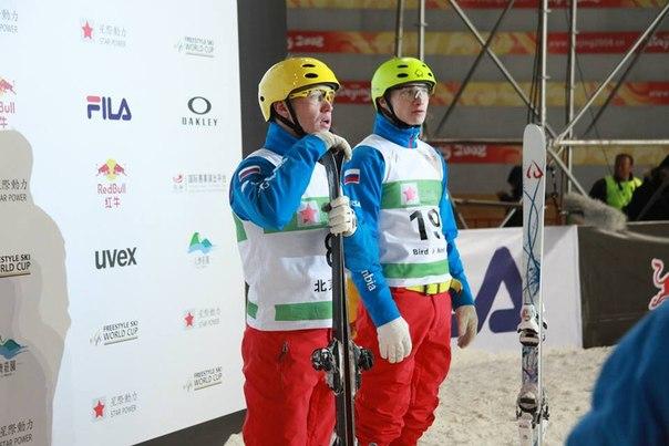 Павел Кротов и Илья Буров стали призерами этапа Кубка Мира