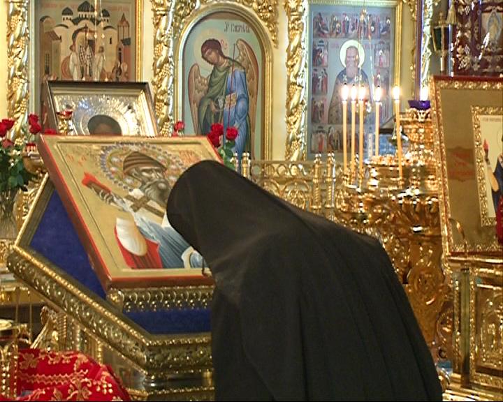 В Толгу из Греции доставили мощи святителя Спиридона Тримифунтского