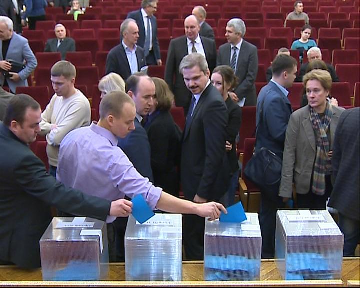 Новое голосование по выборам президента ТПП пройдет в январе