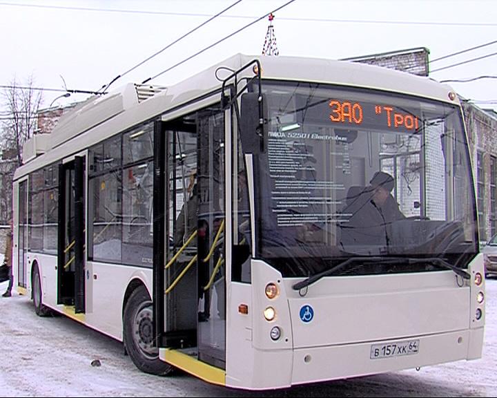В Ярославле появился первый электробус