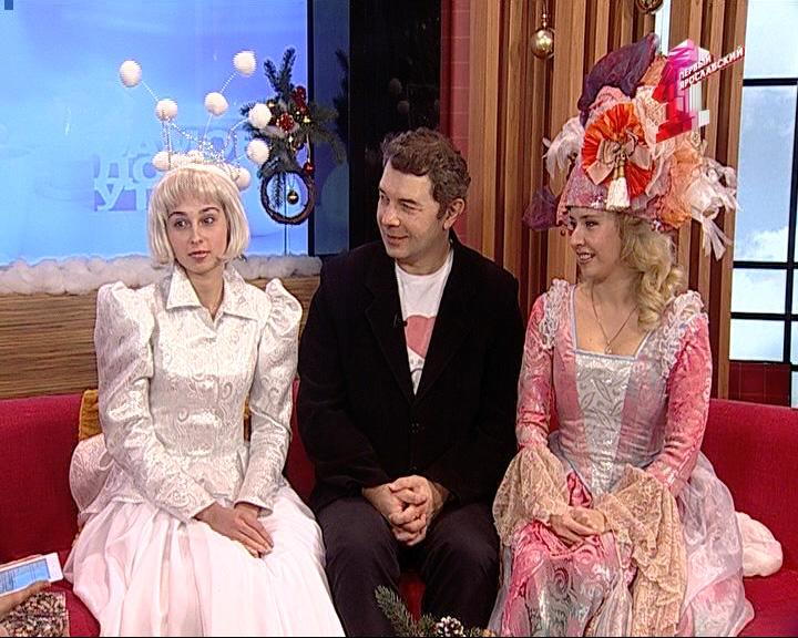 Игорь Ларин: Щелкунчик - семейное шоу о волшебстве