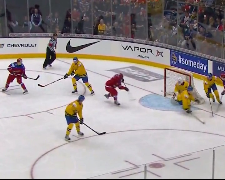 Молодежная сборная России потерпела первое поражение на чемпионате Мира