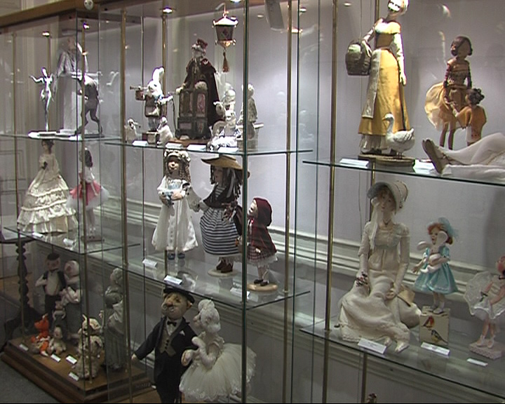 В Ярославле открылась выставка «Куклы к Рождеству»
