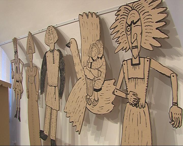 В Ярославле уже в новом году откроется выставка «Сказка о сказке»