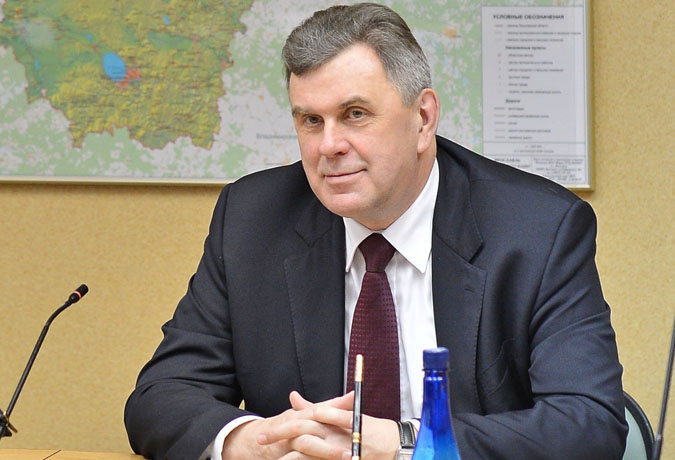 Сергей Ястребов поздравил ярославцев с Новым годом и Рождеством