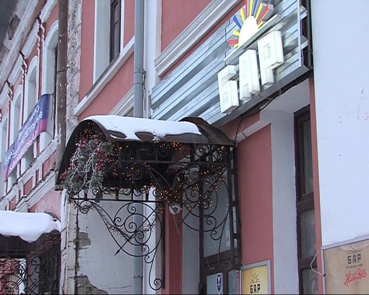 В Ярославле неизвестные устроили стрельбу у входа в бар