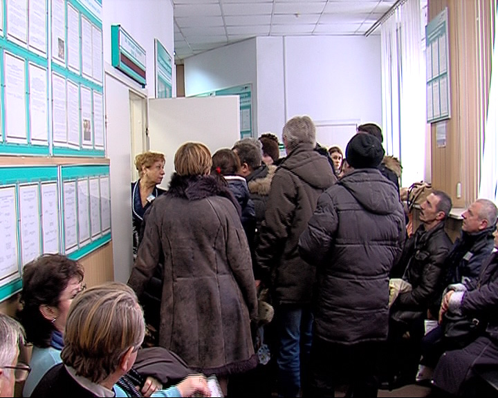 После новогодних праздников в Центр занятости ринулись ярославцы