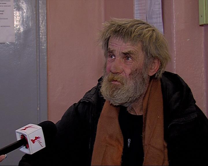 62-летний ярославец более 30 лет живет на улице, но пишет стихи и мечтает издать книгу